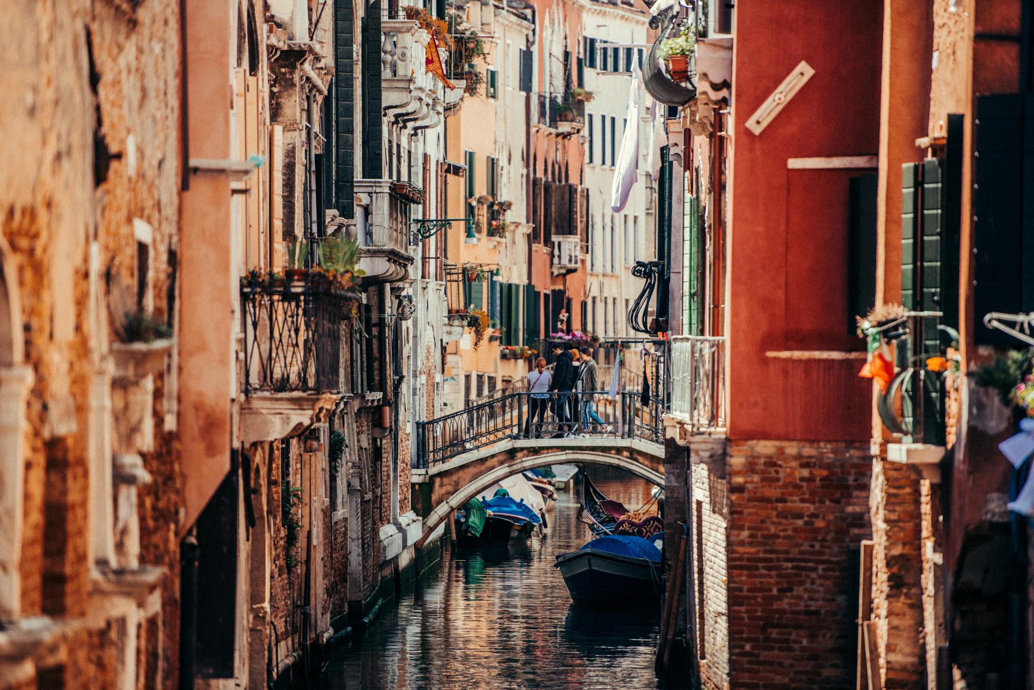Spontaner Kurztrip nach Venedig