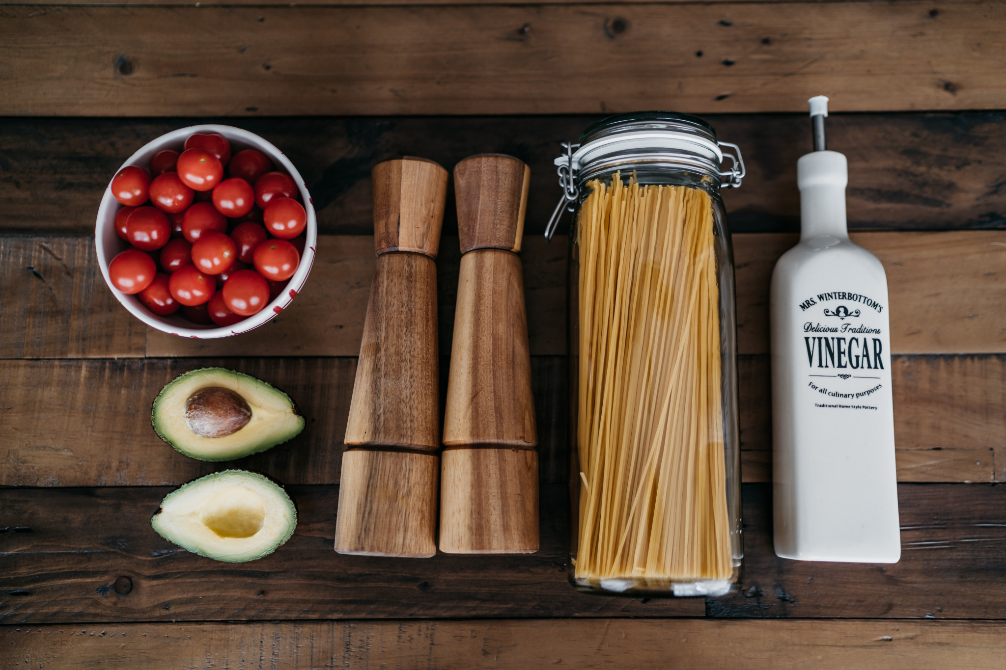 Vegane Food-Inspiration #3: Spaghetti mit Avocado-Creme