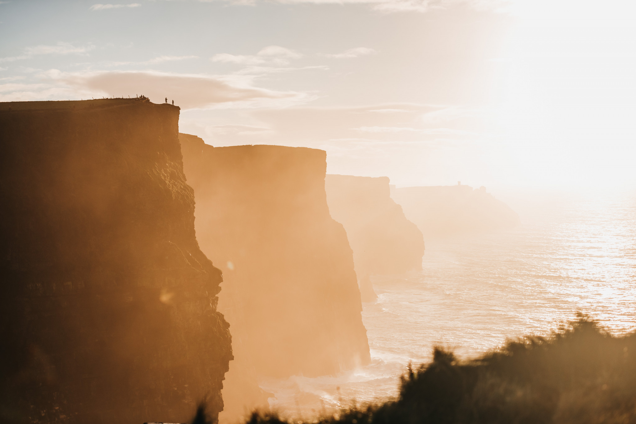 Irland, Baby! – Hello Cliffs of Moher.