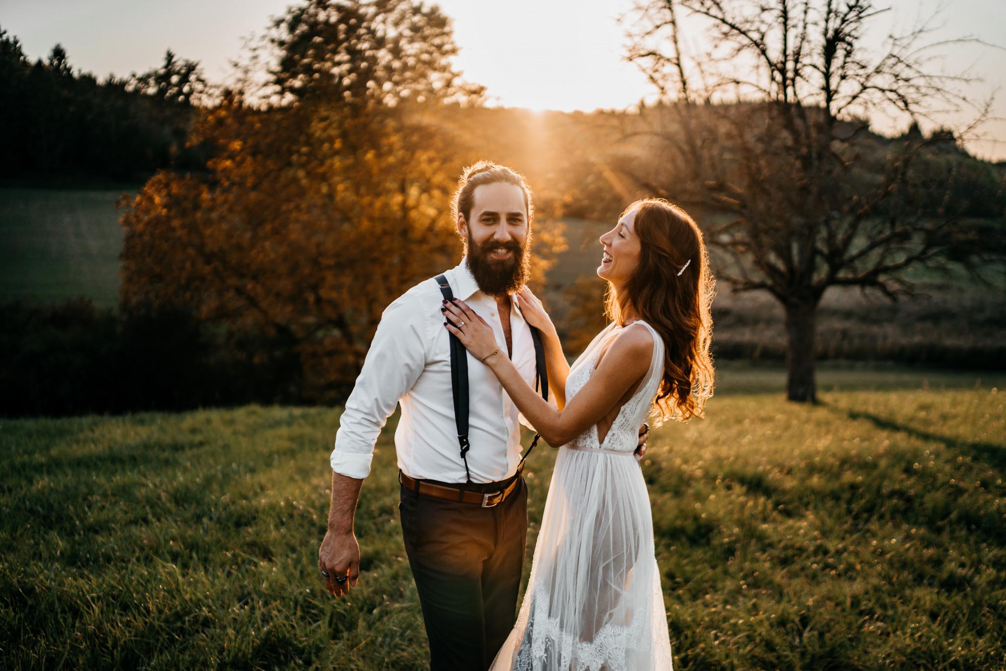 Bohemian After-Wedding-Shooting Toskana