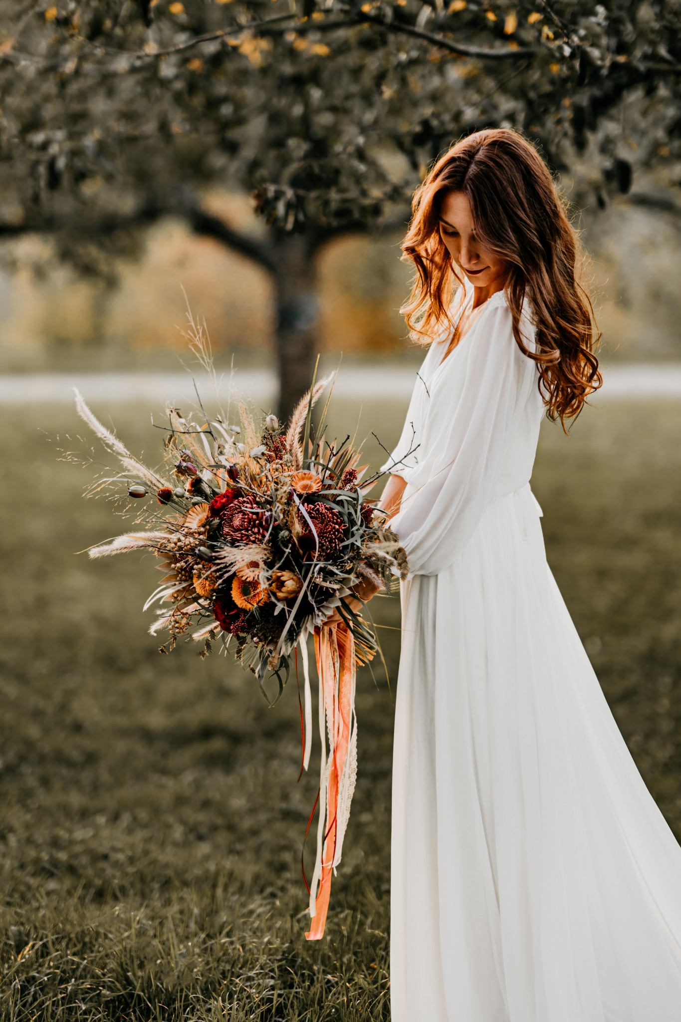 Bohemian After-Wedding-Shooting Wedding