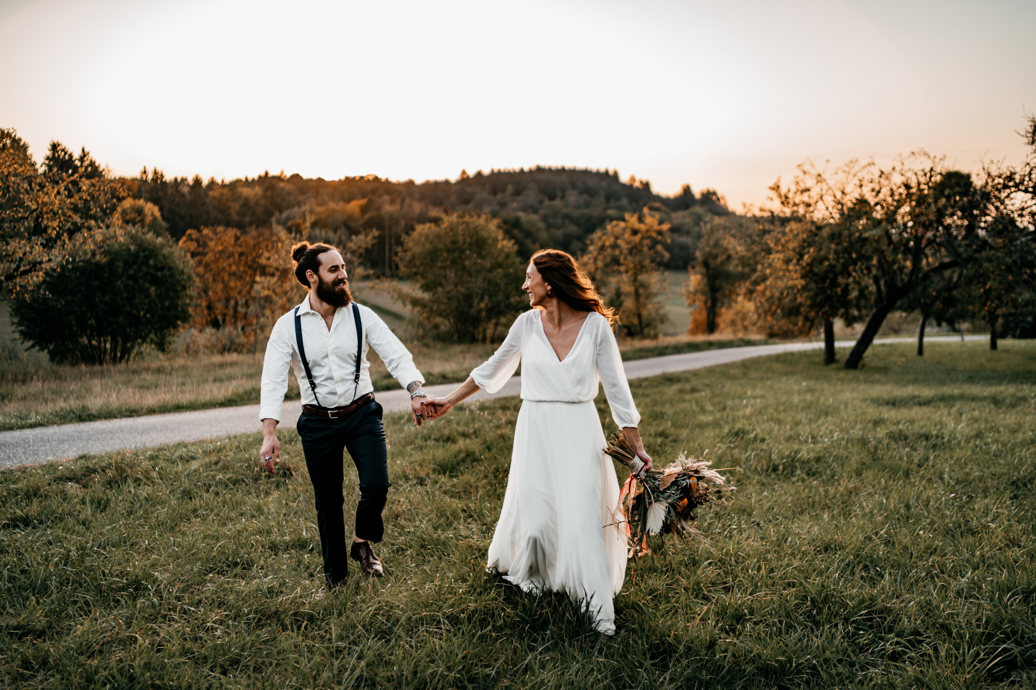 Bohemian After-Wedding-Shooting