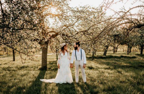 Spring Wedding Inspiration Boho